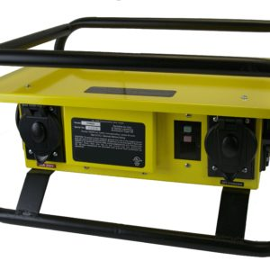 Roofmaster Portable Power Center with GFI